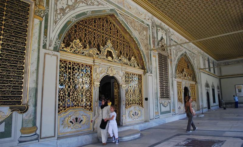 Турция, Дворец Топкапы