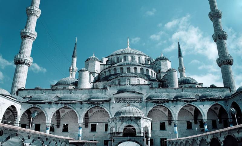 Турция, Голубая мечеть