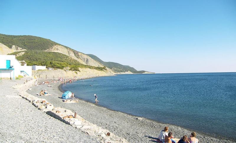 Анапа, Еще один пляж