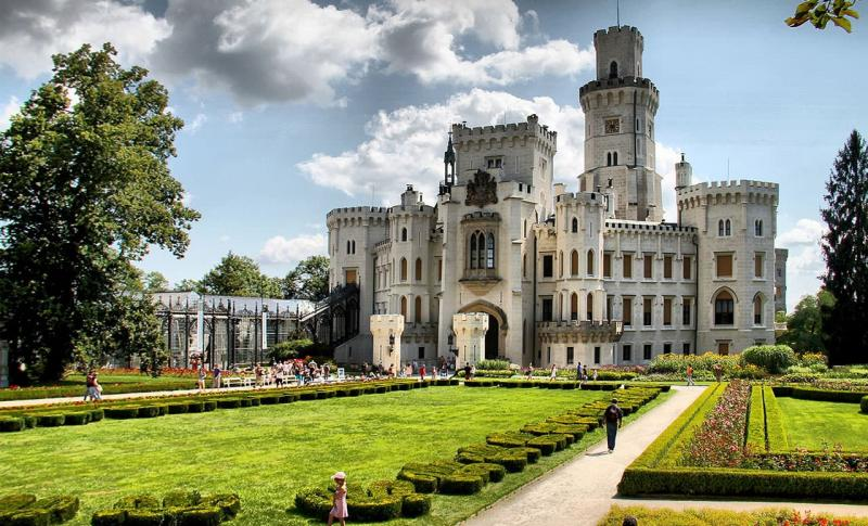 Чехия - страна замков