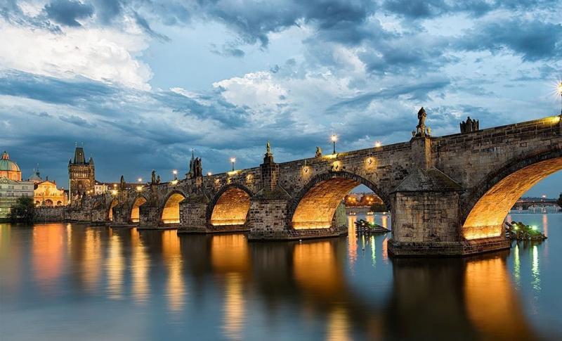 Чехия, Карлов мост