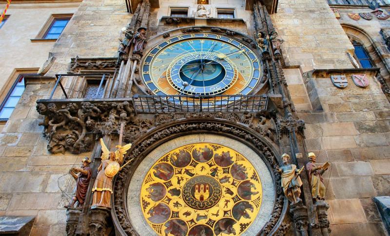 Чехия, Пражские часы