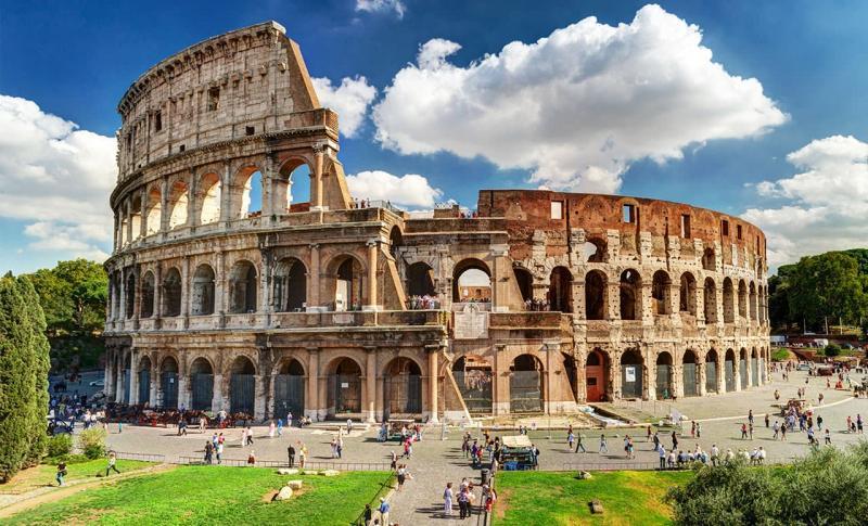 Италия, Могущественный Рим