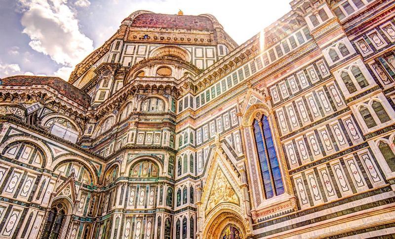 Италия, Прекрасная Флоренция