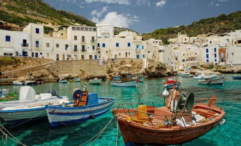 Италия, Солнечная Сицилия