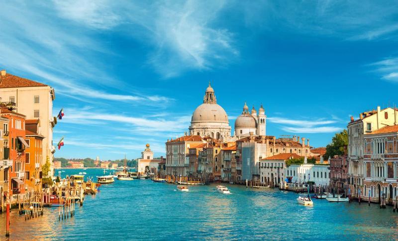 Италия, Утонченная Венеция