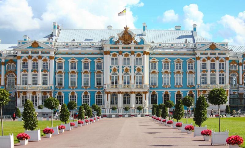 Санкт-Петербург, Большой Екатерининский дворец