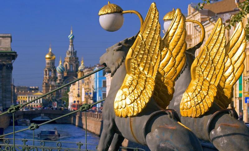 Санкт-Петербург, Львы Санкт-Петербурга
