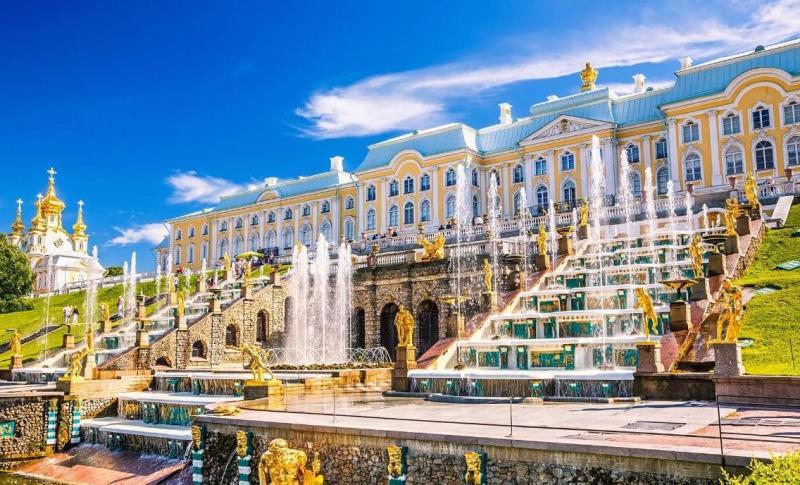 Санкт-Петербург, Петергоф