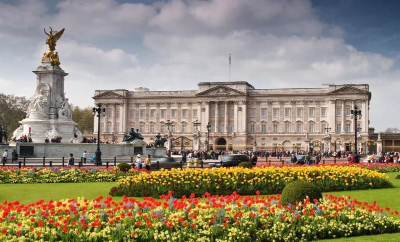 Великобритания, Букингемский дворец