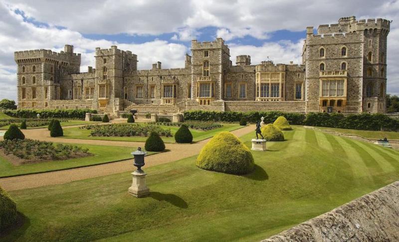 Великобритания, Виндзорский замок