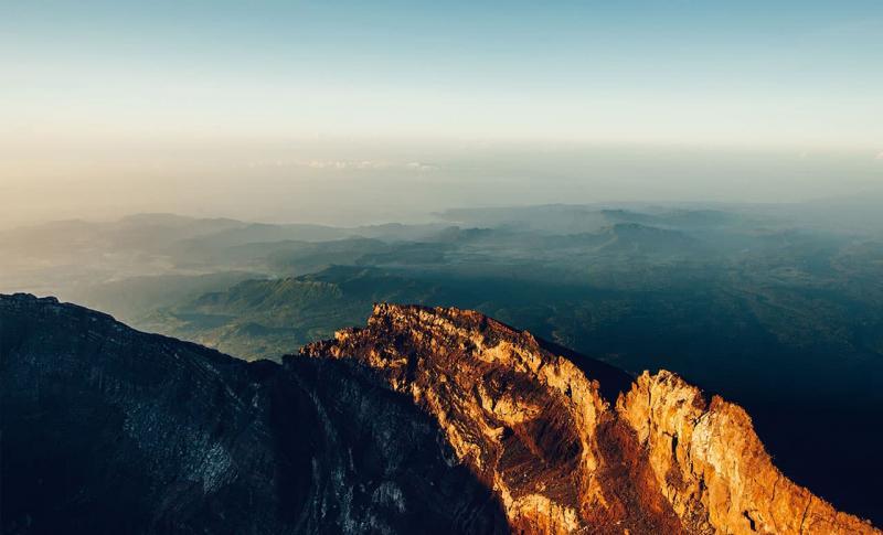 Чем заняться на Бали в ноябре, подъём на гору Агунг