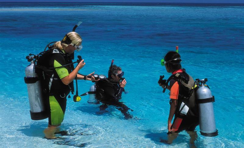 Чем заняться на Мальдивах в ноябре, водные развлечения