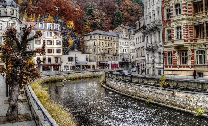 Чем заняться в Чехии в ноябре, Карловые Вары