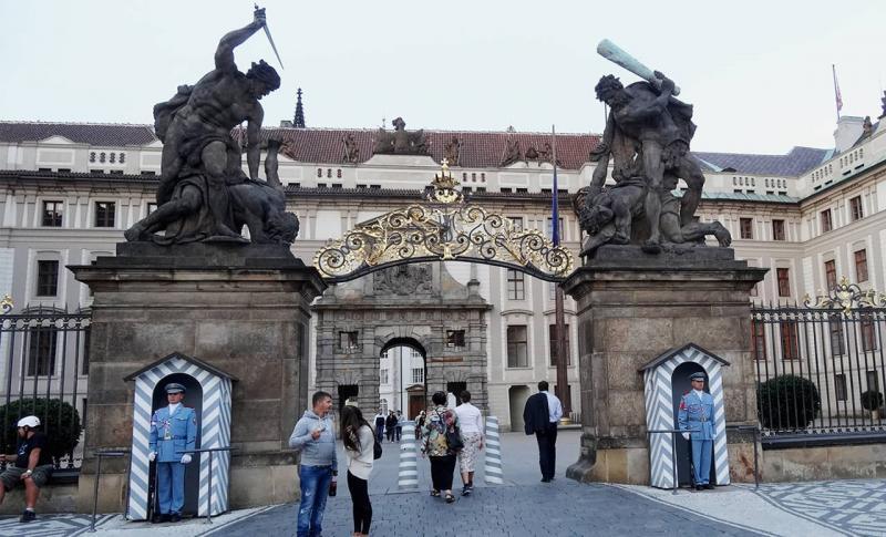 Чем заняться в Чехии в ноябре, Старый Королевский дворец