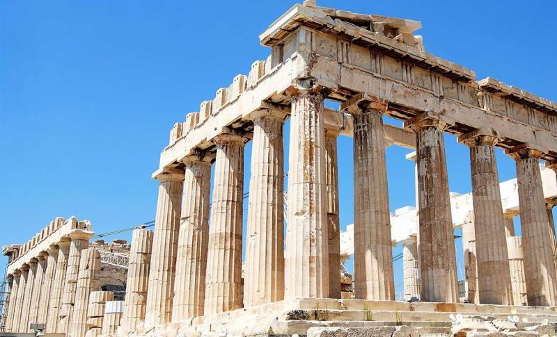 Чем заняться в Греции в ноябре, Афинский акрополь