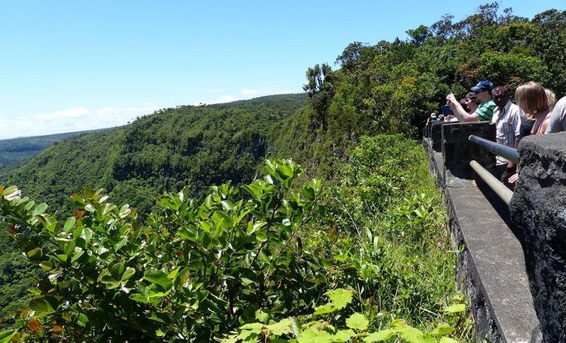 Чем заняться в Маврикий, Национальный парк Блэк-Ривер-Горжес
