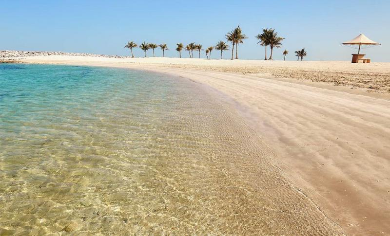 Где отдохнуть в ноябре - Пляжи ОАЭ