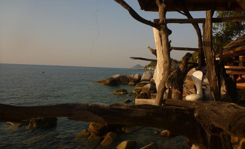 Чем заняться в Таиланде в ноябре, Пляж Банана Рок