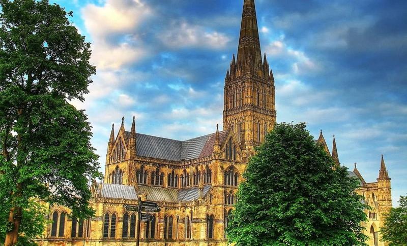Англия, Солсберский собор