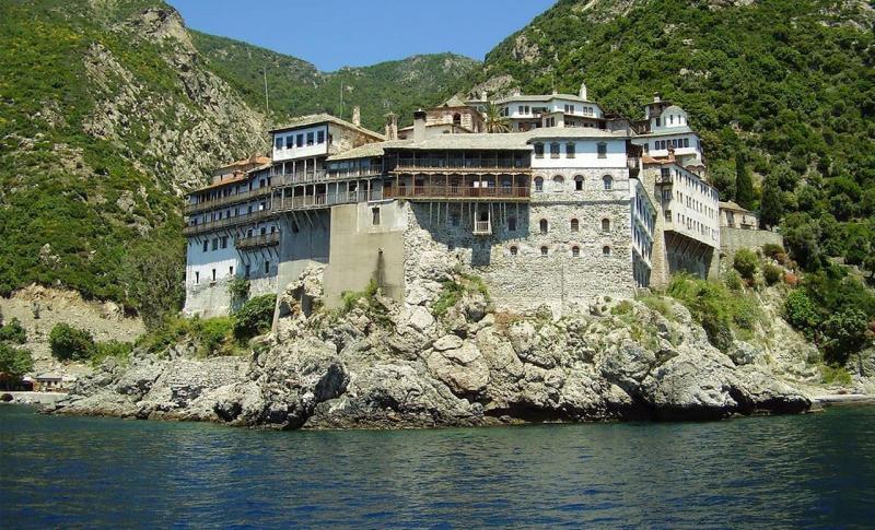 Куда поехать отдыхать в июне - Греция, Святая гора Афон