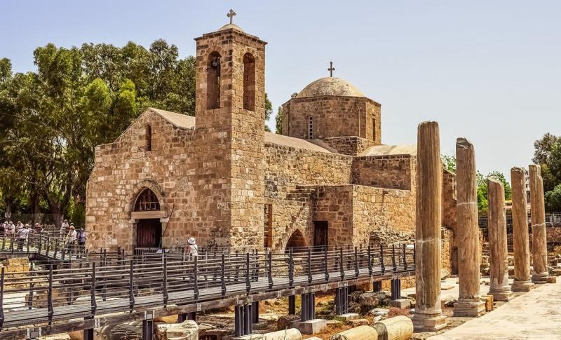 Кипр, Церковь Агия Кириаки