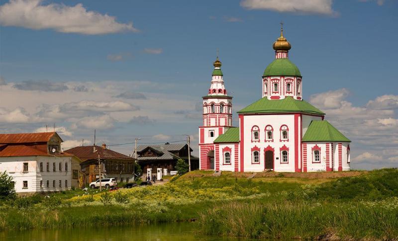 Суздаль, Ильинская церковь