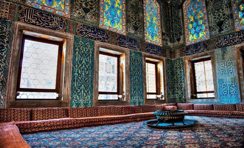 Куда поехать в июне - Турция, Дворец Топкапы
