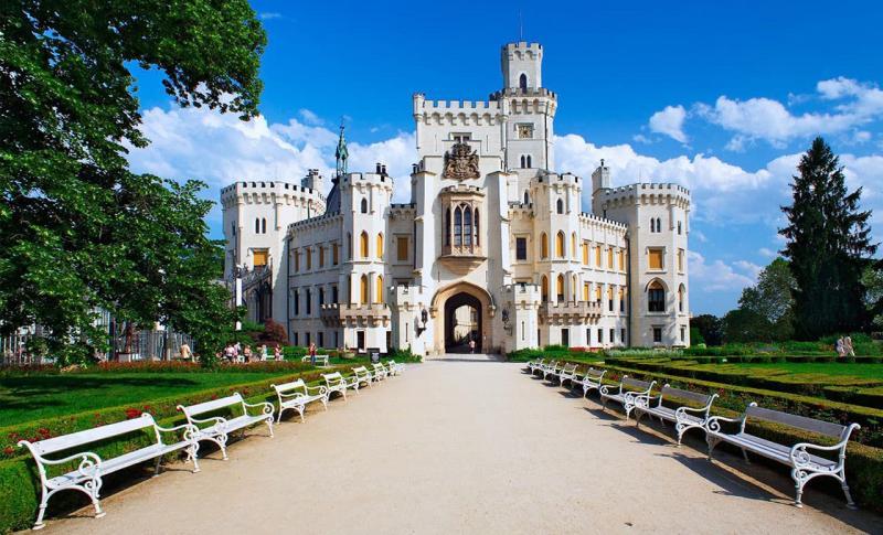 Чехия, Замок Крумлов