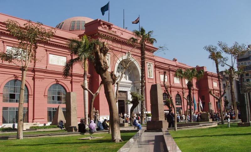 Египет, Каирский египетский музей