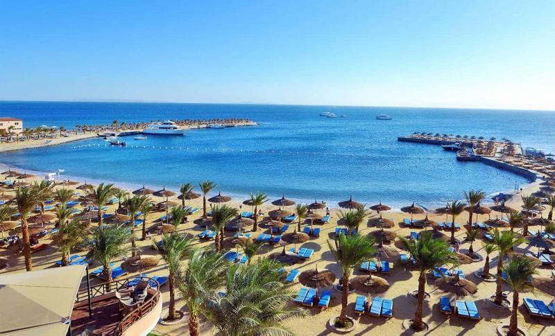 Египет, Побережье Красного моря