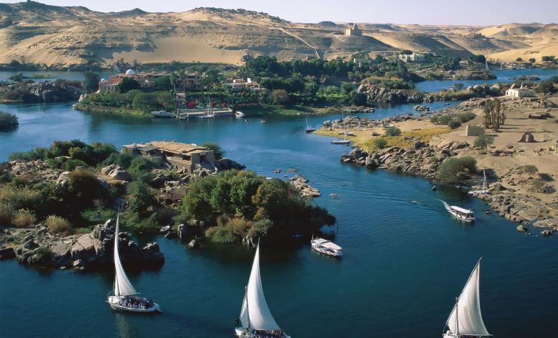 Египет, Река Нил