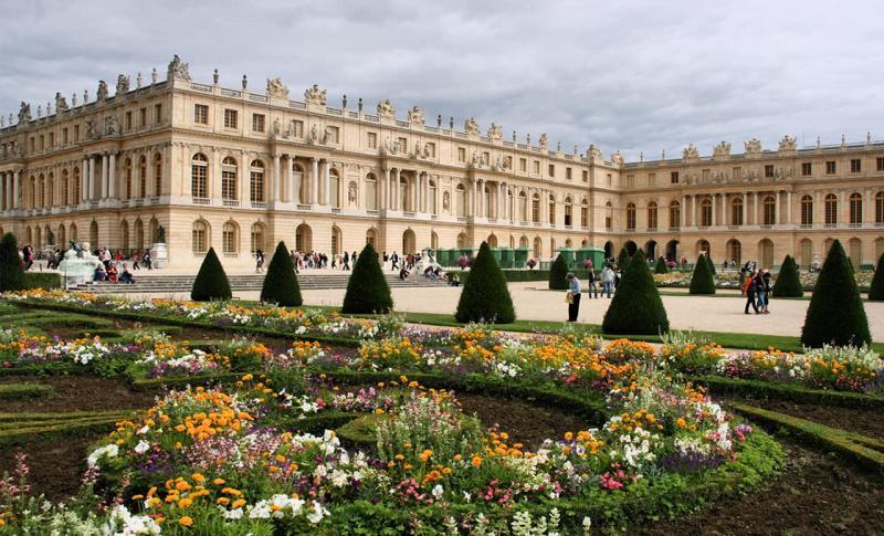 Франция, Версаль