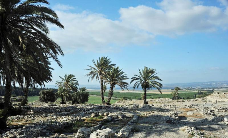 Израиль, Долина Армагеддон в Хайффе