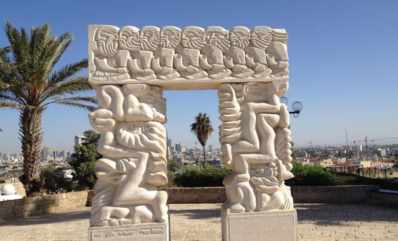 Израиль, Ворота Веры в Тель-Авиве