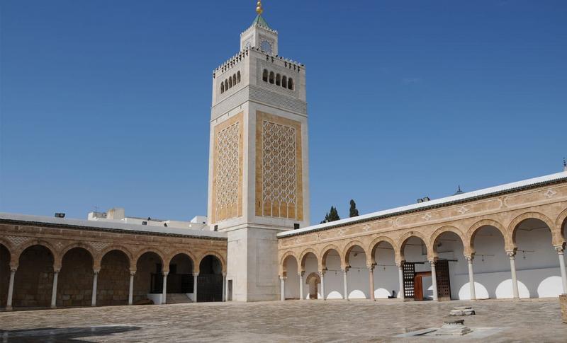 Тунис, Мечеть аз-Зайтуна