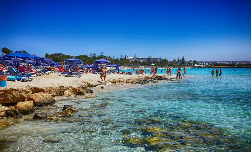 Чем заняться на Кипре в мае, Пляжи Кипра