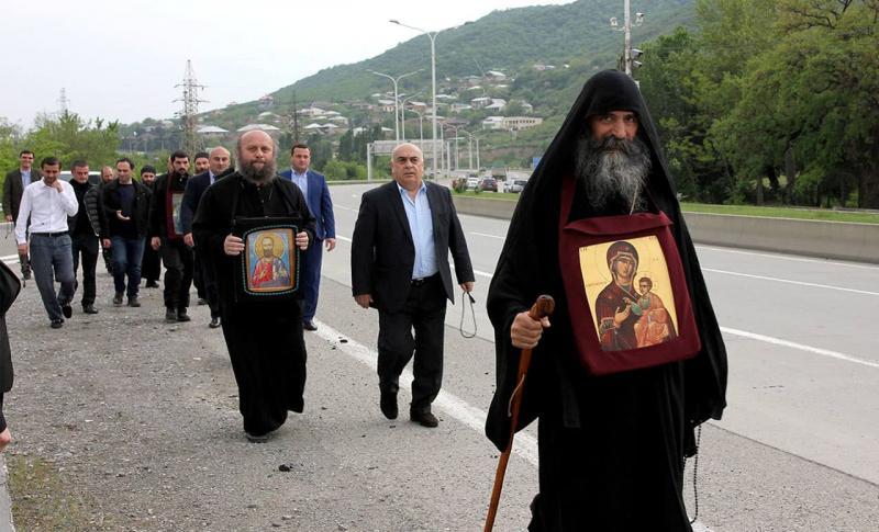 Чем заняться в Абхазии в мае, День Симона Кананита