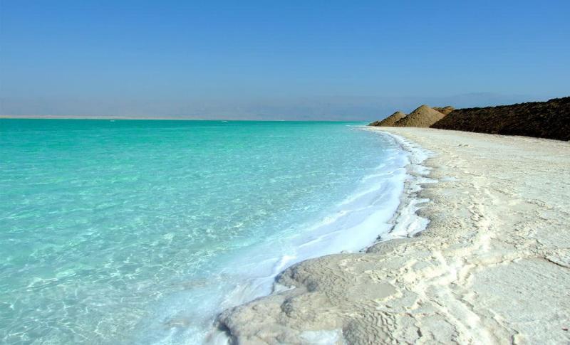 Чем заняться в Иордании в мае, Мёртвое море
