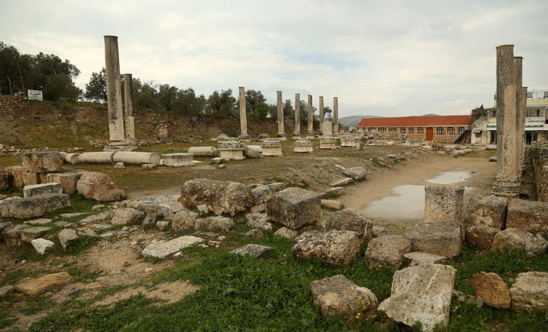 Чем заняться в Иордании в мае, Руины дворца Ирода Великого