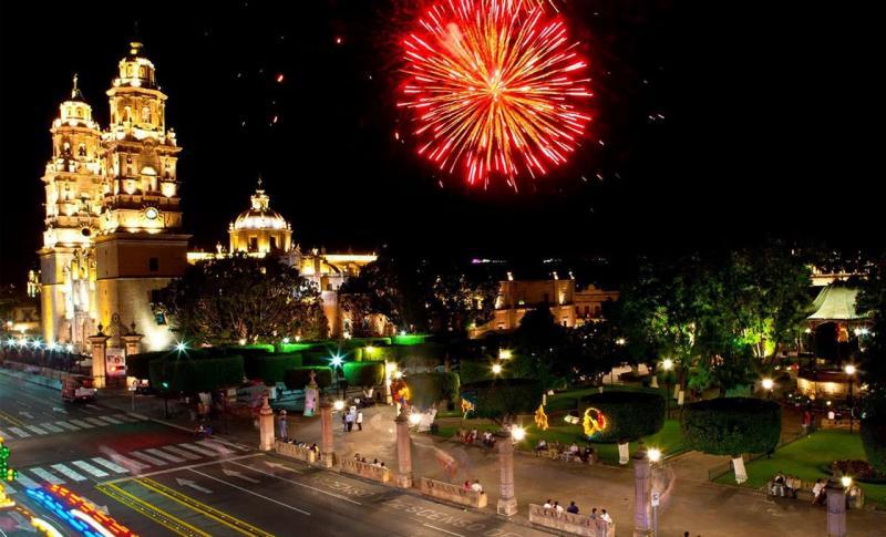 Чем заняться в Мексике в мае, День независимости