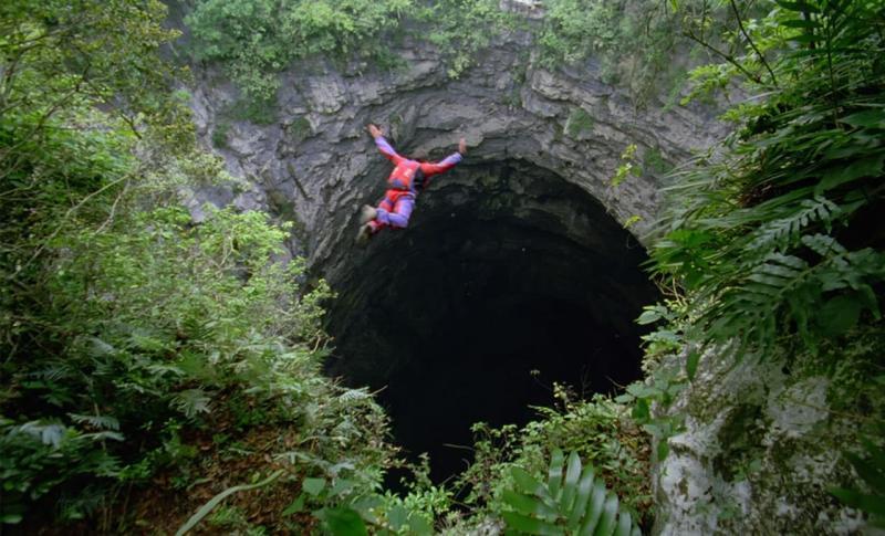 Чем заняться в Мексике в мае, Пещера ласточек