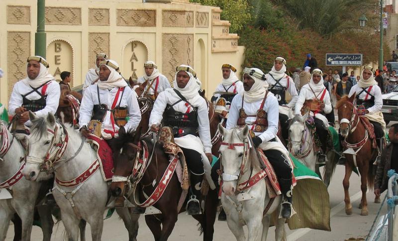 Чем заняться в Тунисе в мае, Фестиваль оазисов