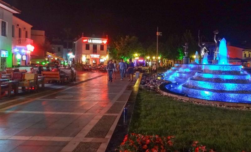 Чем заняться в Турции в мае, Ночная жизнь