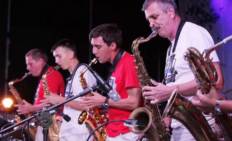Чем заняться в Ялте в мае, Джазовый фестиваль