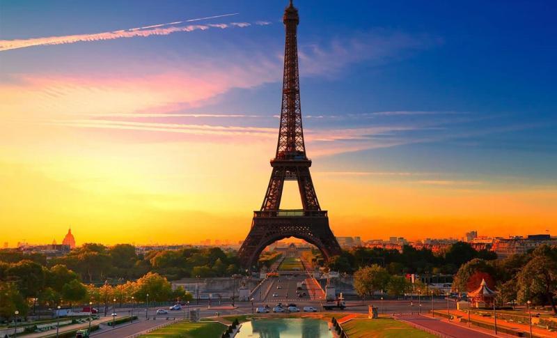 Чем заняться во Франции в мае, Париж