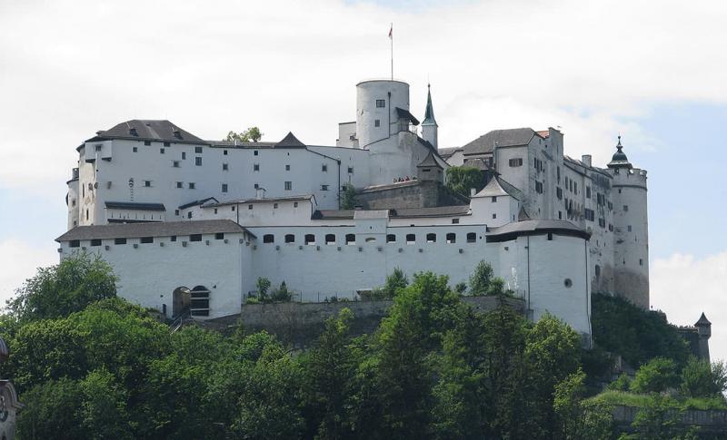 Австрия Хоэнзальцбург