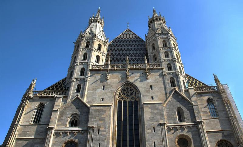 Австрия Собор Святого Стефана