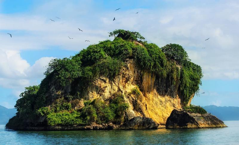 Куда поехать в декабре на море за границу - Доминикана, Национальный парк Лос Айтисес