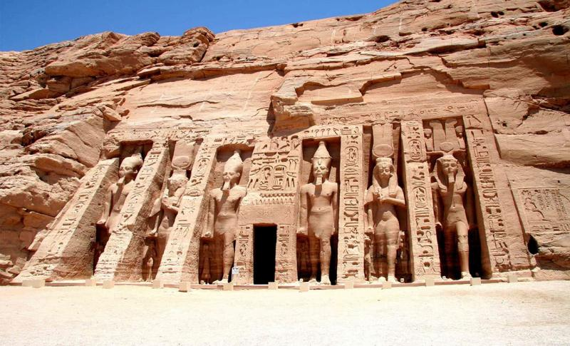 Египет Абу-Симбел